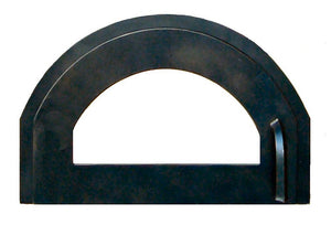 MD-201-AH Plain Arched Hinged Pizza Oven Door
