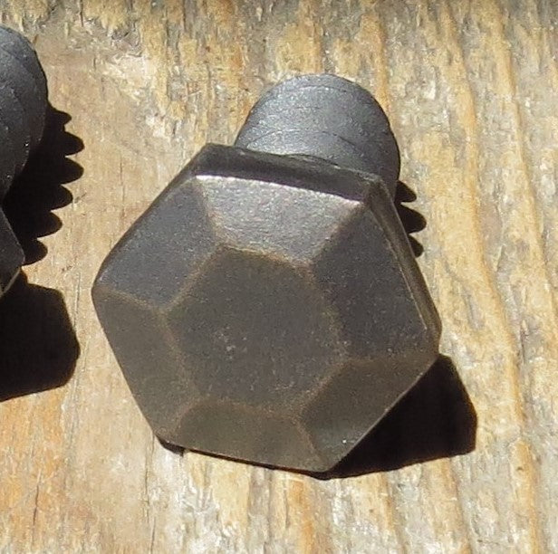 "1/2"" Dia. Pyramid Hex Head Lag"