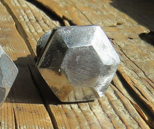 "3/8""Dia. Pyramid Hex Head Bolt"