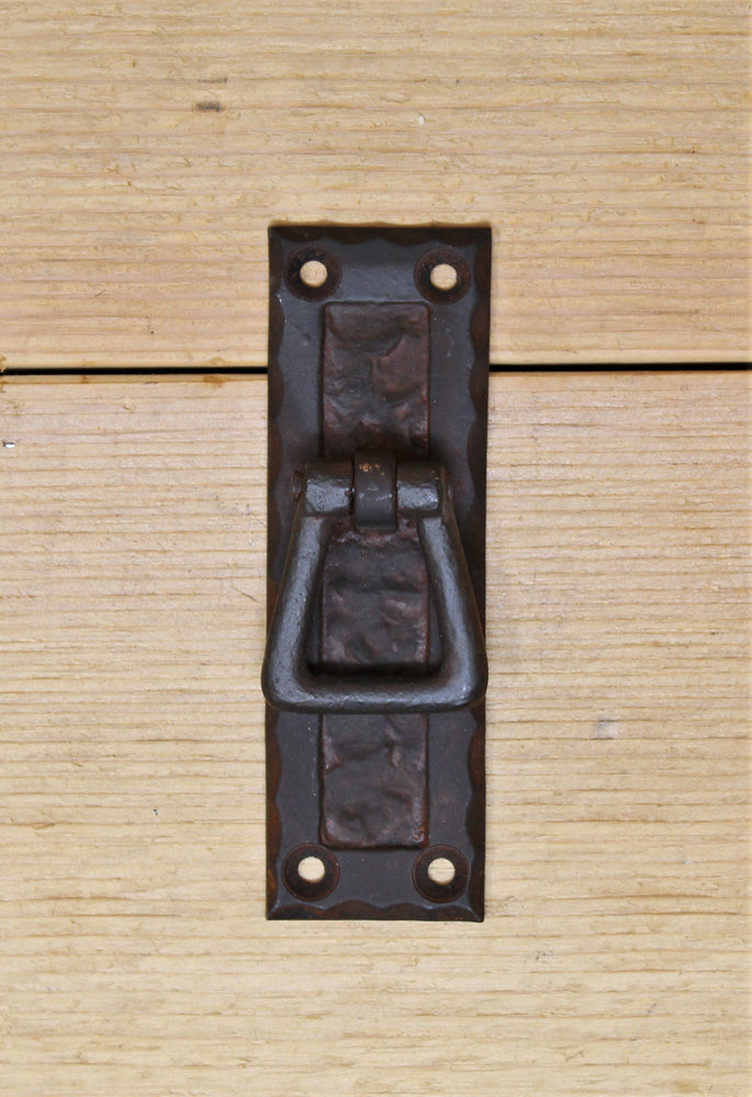 Federal Iron Drawer Pull