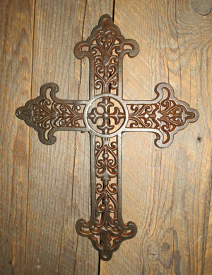 Load image into Gallery viewer, Santa Maria Iron Cross