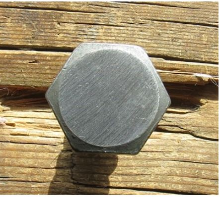 "Load image into Gallery viewer, 5/8""Dia. Smooth Hex Head Bolt"