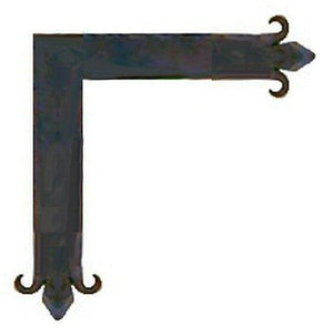 "Load image into Gallery viewer, Authentic 15th Century Iron ""L"" Plate"