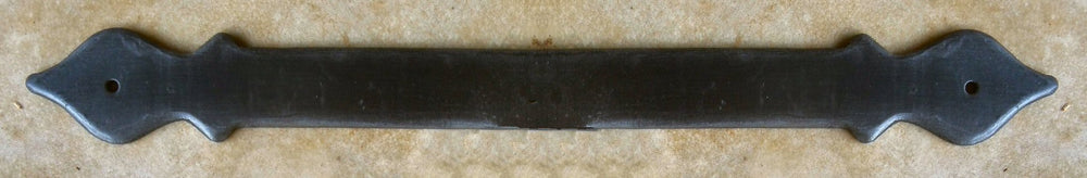 Cottage Iron Straight Plate
