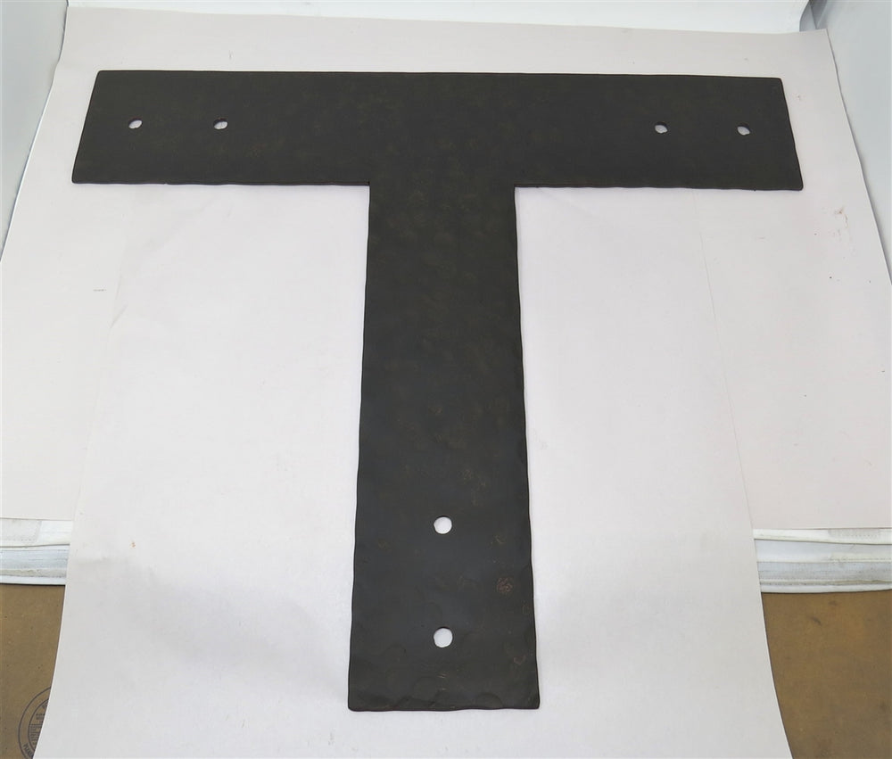 WCFP-T-300 Plain Straight Iron T Face Plate