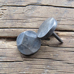 "1"" Thick Round Hammered Head Nail"