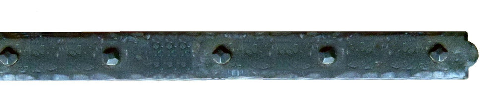 XL Colonial Iron Faux Hinge Strap