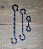 Long Twisted S-Hook