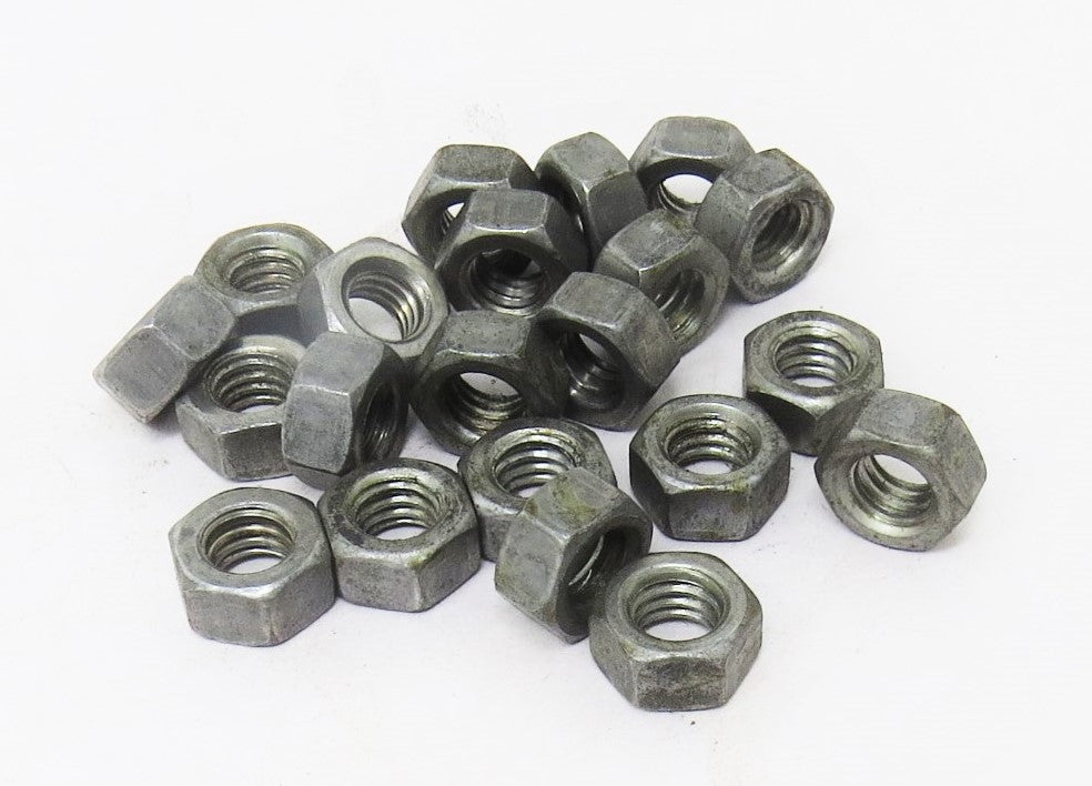"1/2"" Decorative Hex Nut"