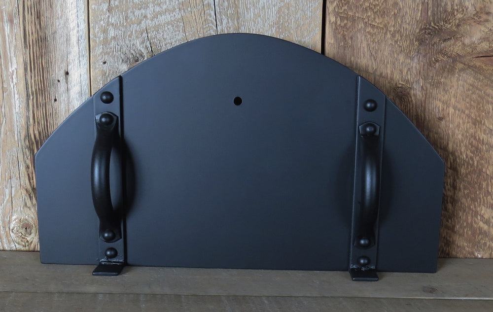 Custom Standard Arched Freestanding Pizza Oven Door