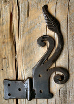 Polish Iron Hinge