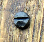 #7 Hammered Pyramid Slotted Head Screw