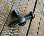 #12 Antique Restoration Slotted Bubble Head Screw