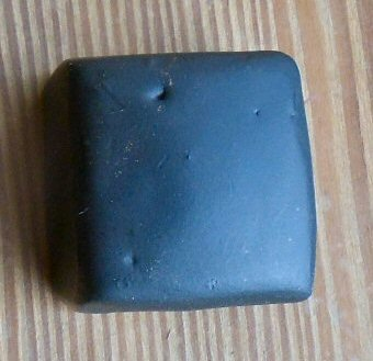 "3/8"" Square Cap Nut"