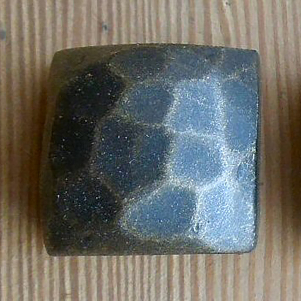 "Load image into Gallery viewer, 5/8"" Square Cap Nut - Hammered"