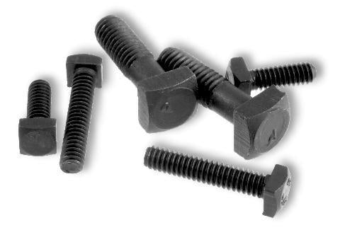 "3/8"" Dia. Smooth Square Head Bolt"