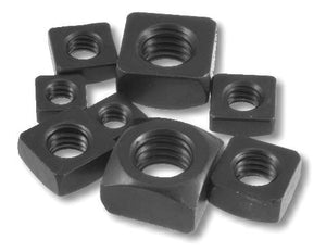 "Load image into Gallery viewer, 1/4"" Decorative Square Nut"