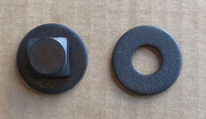USS Flat Washer 1/2""