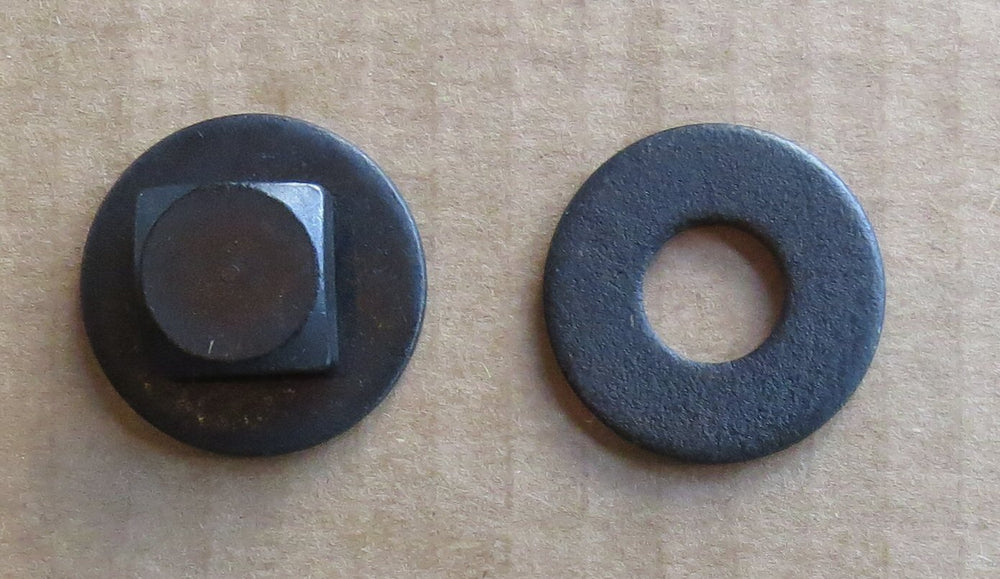 USS Flat Washer 3/8""