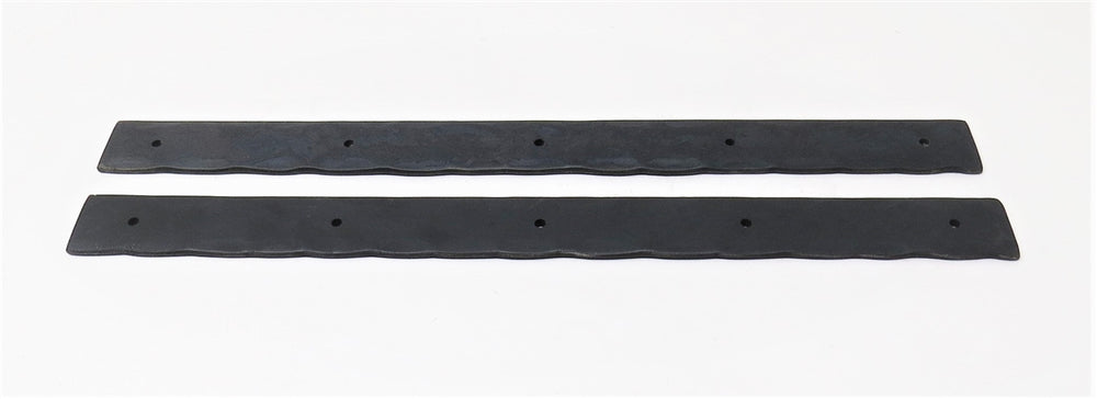 Plain Iron Straight Plate 300