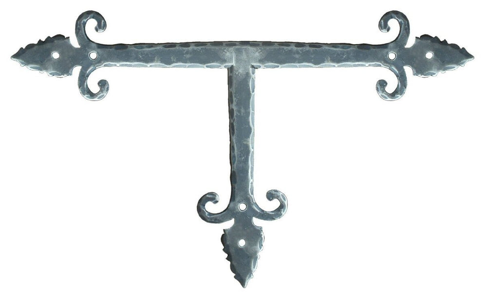 Load image into Gallery viewer, Medieval Iron T Face Plate