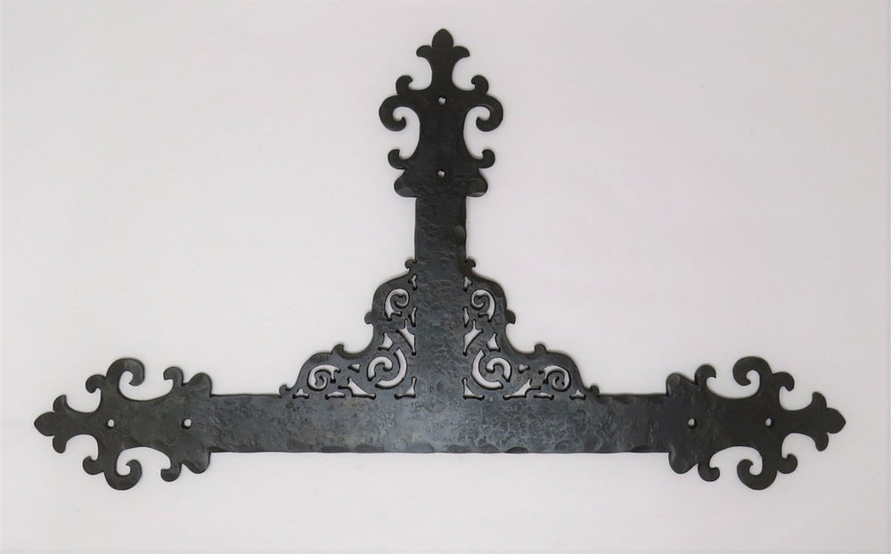 Gothic Cathedral Iron T Face Plate