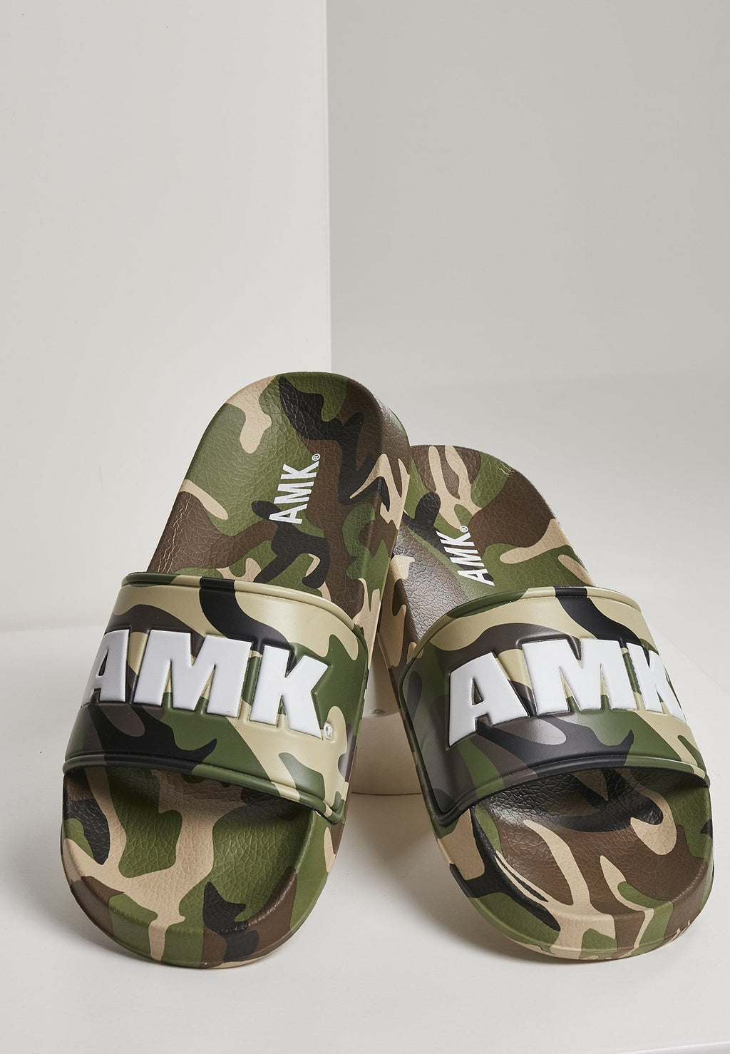 AMK Soldier Camo Slippers
