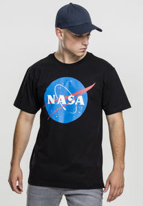 NASA Logo T-shirt - Black