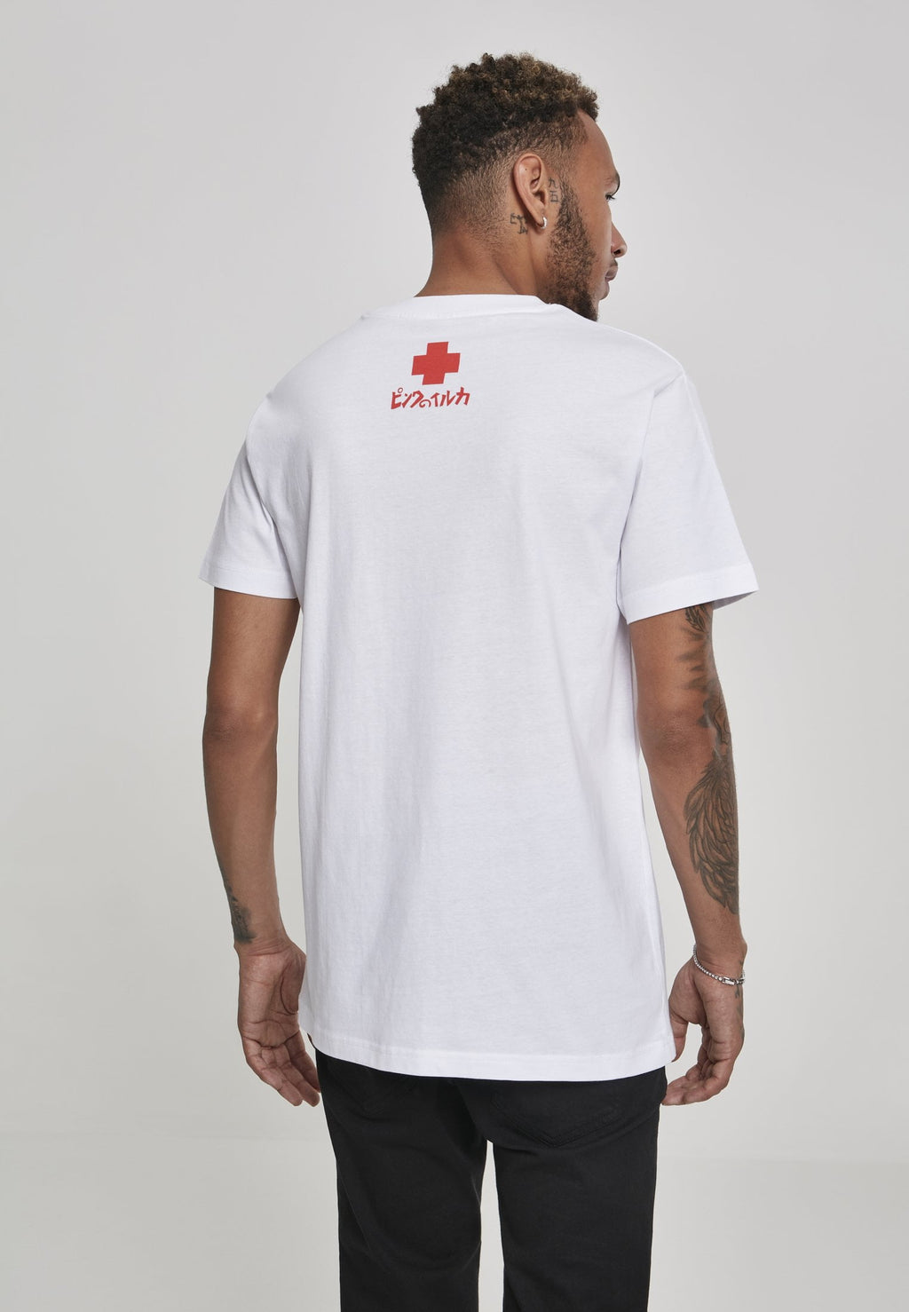 Summer Waves Tee - White