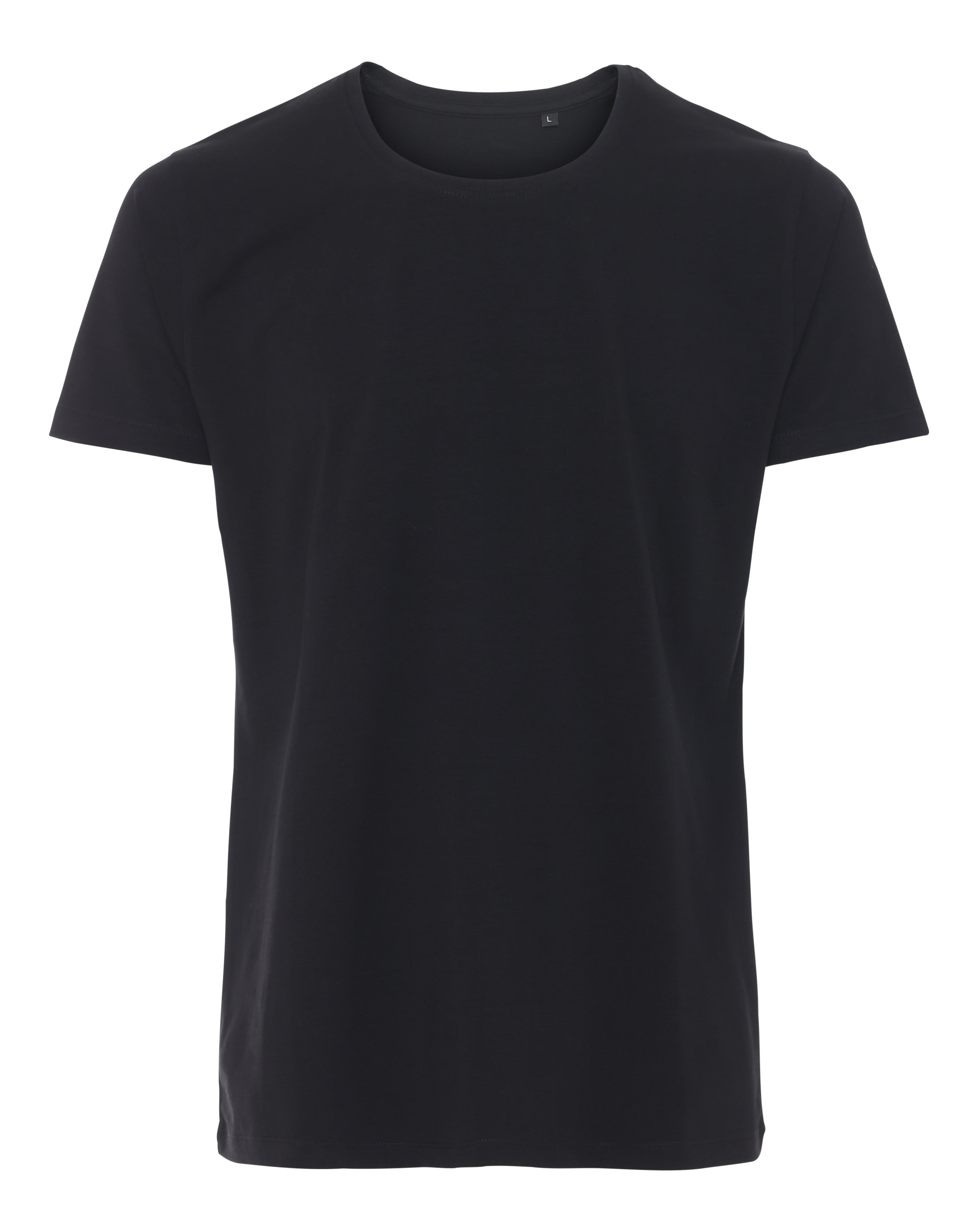 Image of   Muscle fit tee - Black