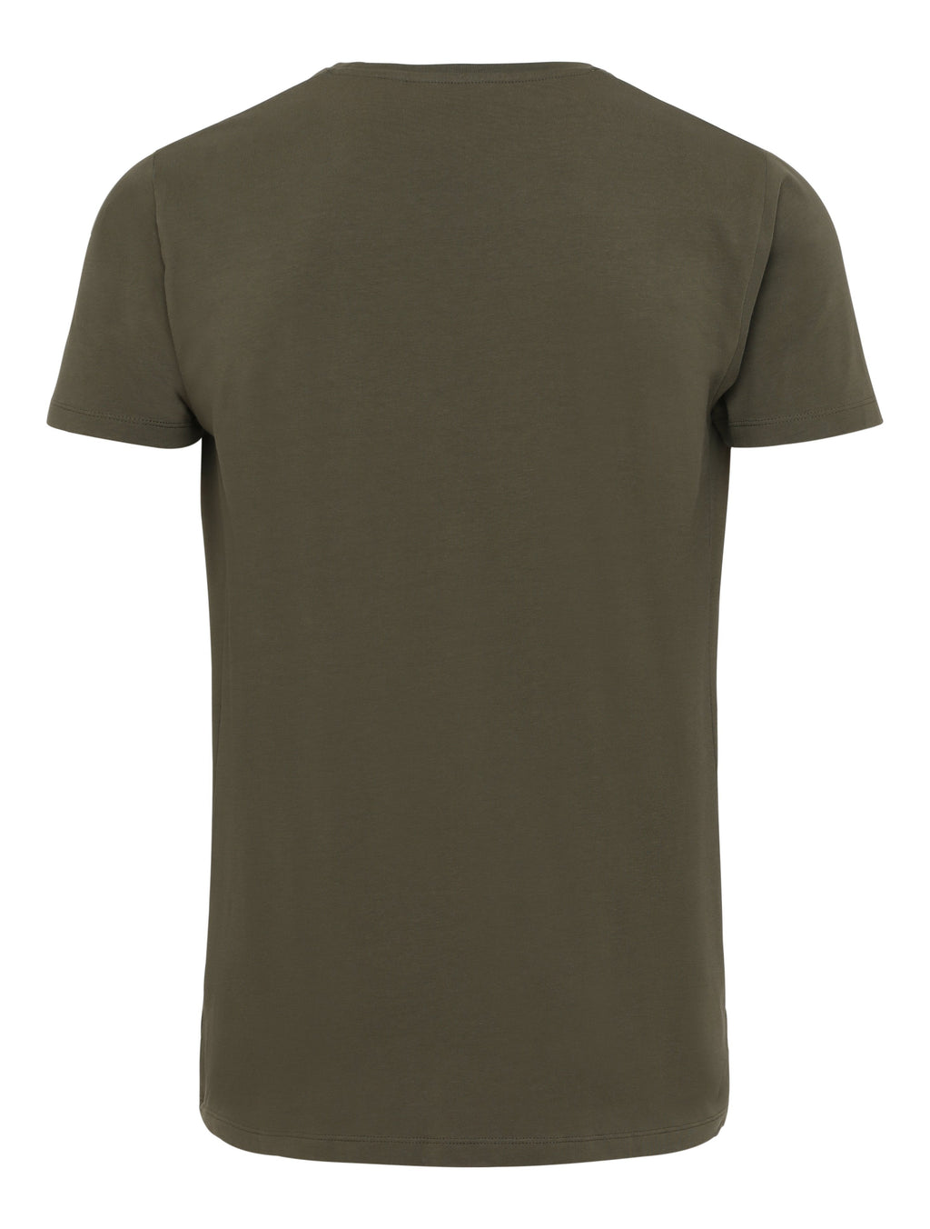 Muscle fit tee - Army