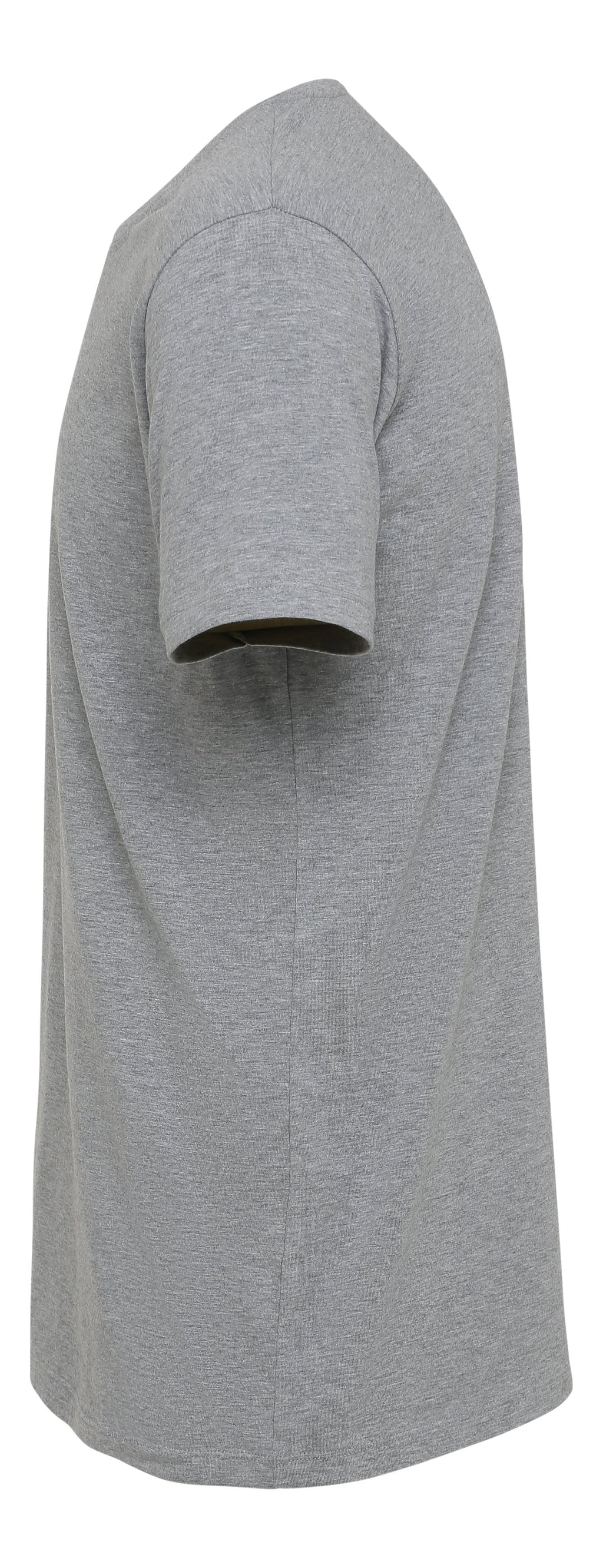 Muscle fit tee - Grey