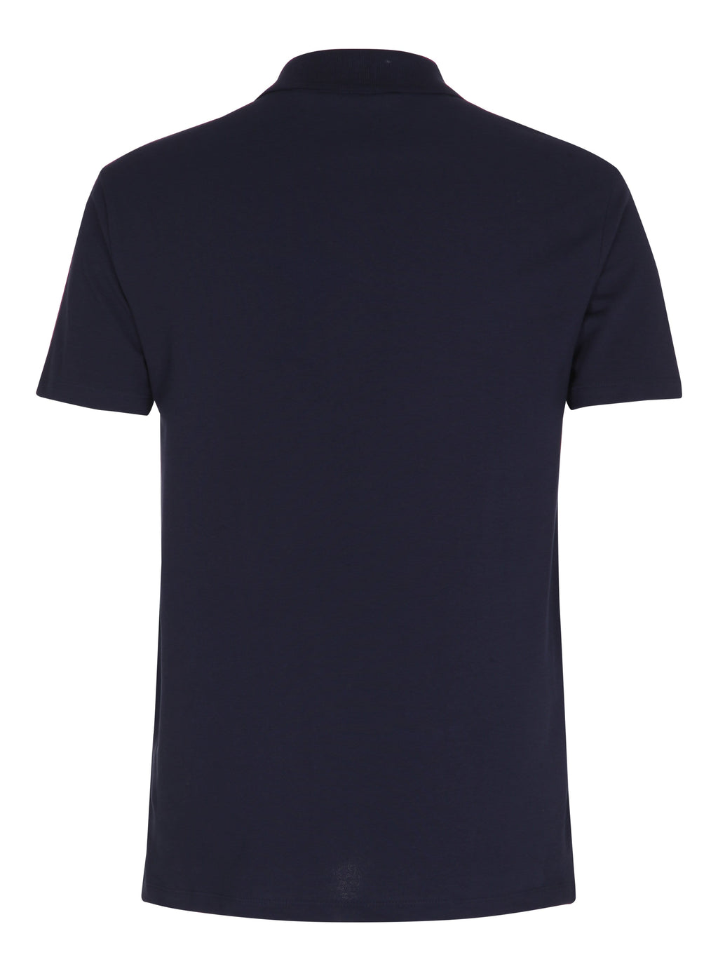 Muscle Fit Polo - Navy