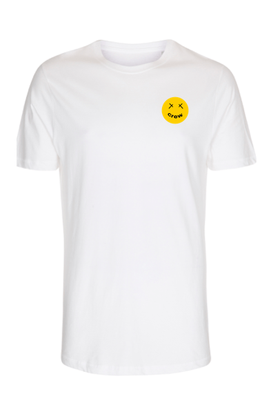 Limited Crew Icony White T-Shirt