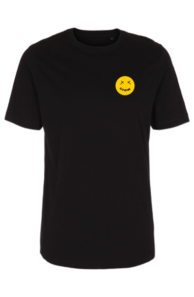Limited Crew Icony Black T-Shirt