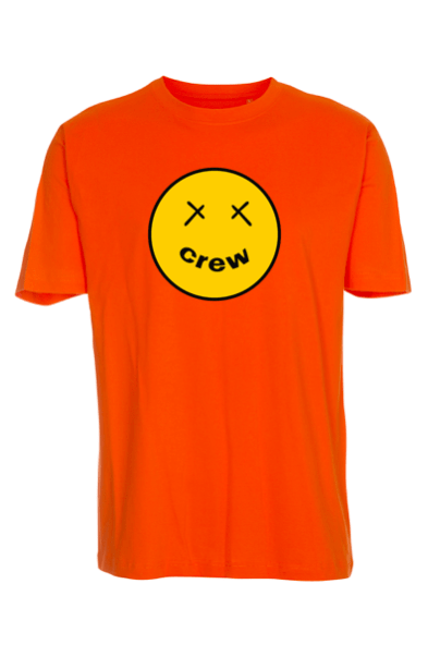 Limited Crew Orange T-Shirt