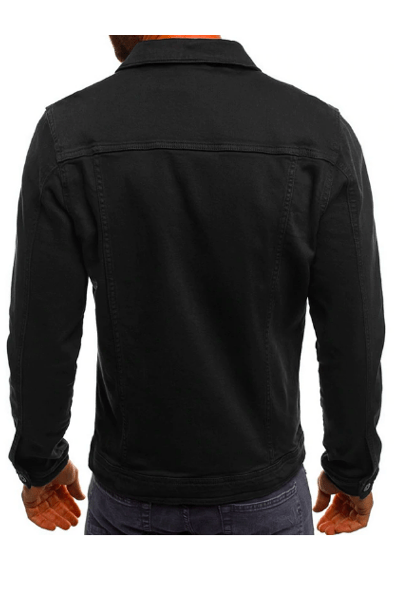 Payday Tilbud: Shadez New York Denim Jacket Black