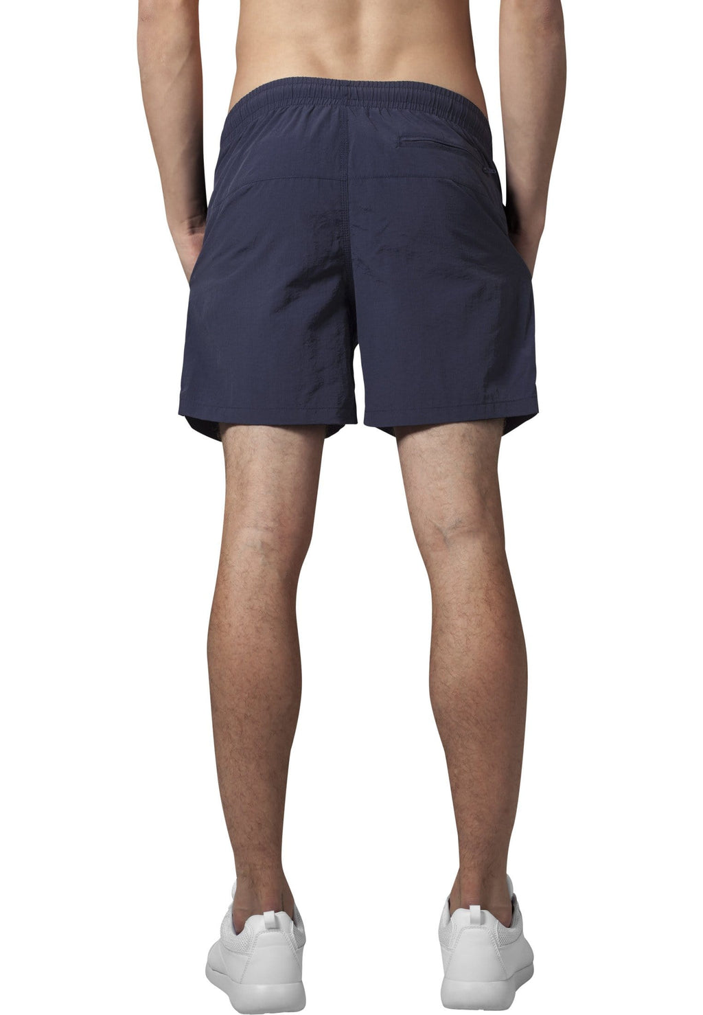 Block Swim Shorts - Navy