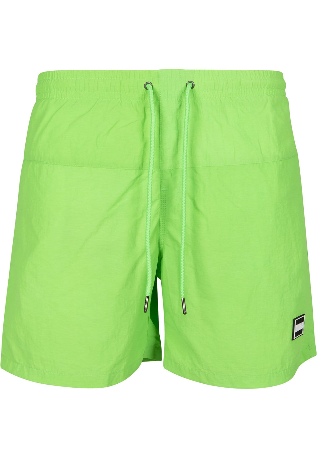 Block Swim Shorts - Neongrøn