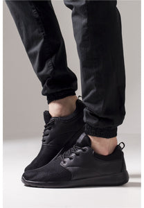 Light Runner Shoe - Black