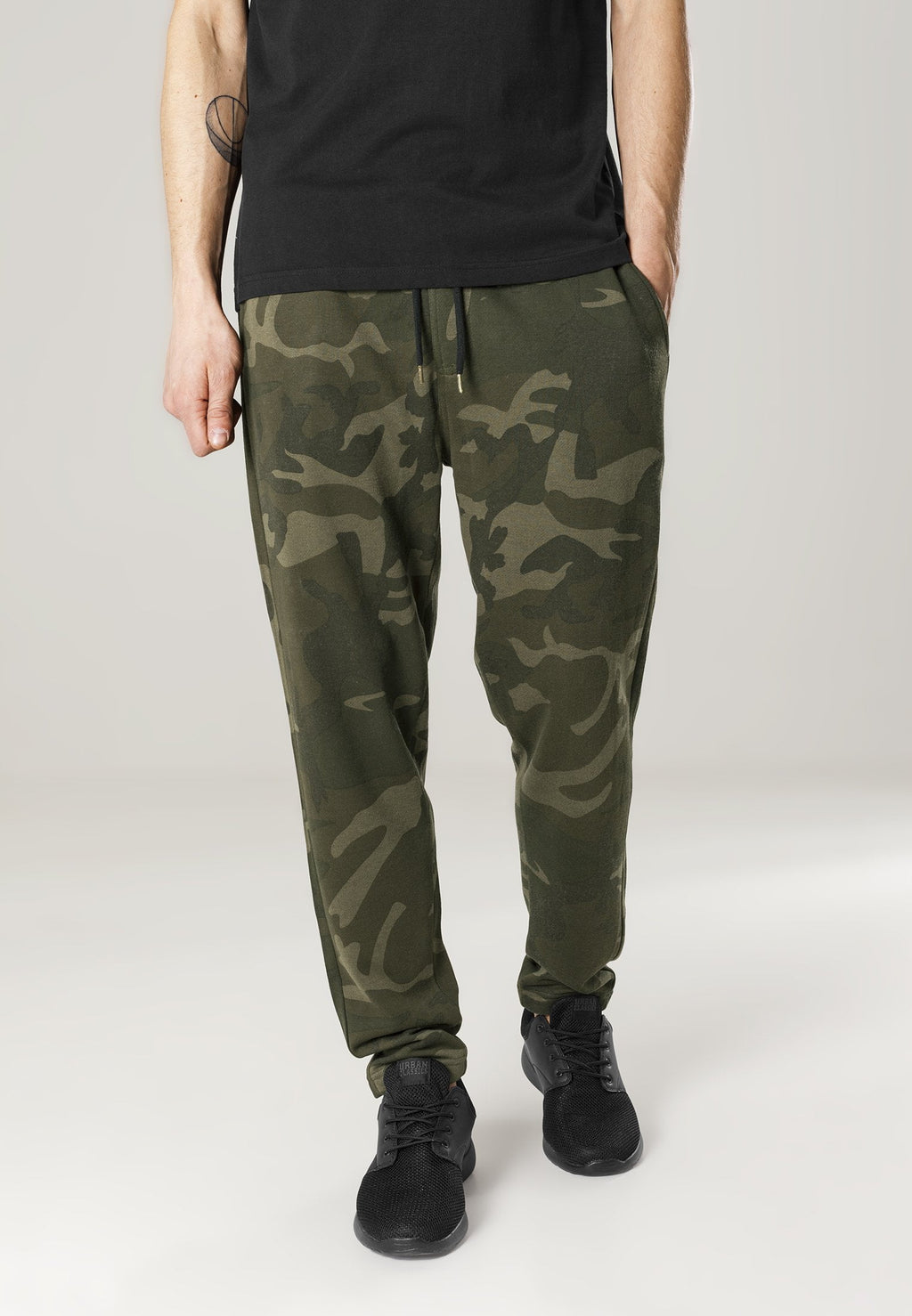 Camo Sweat Pants - Army