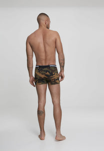 2-Pack Camo Boxer Shorts - Wood