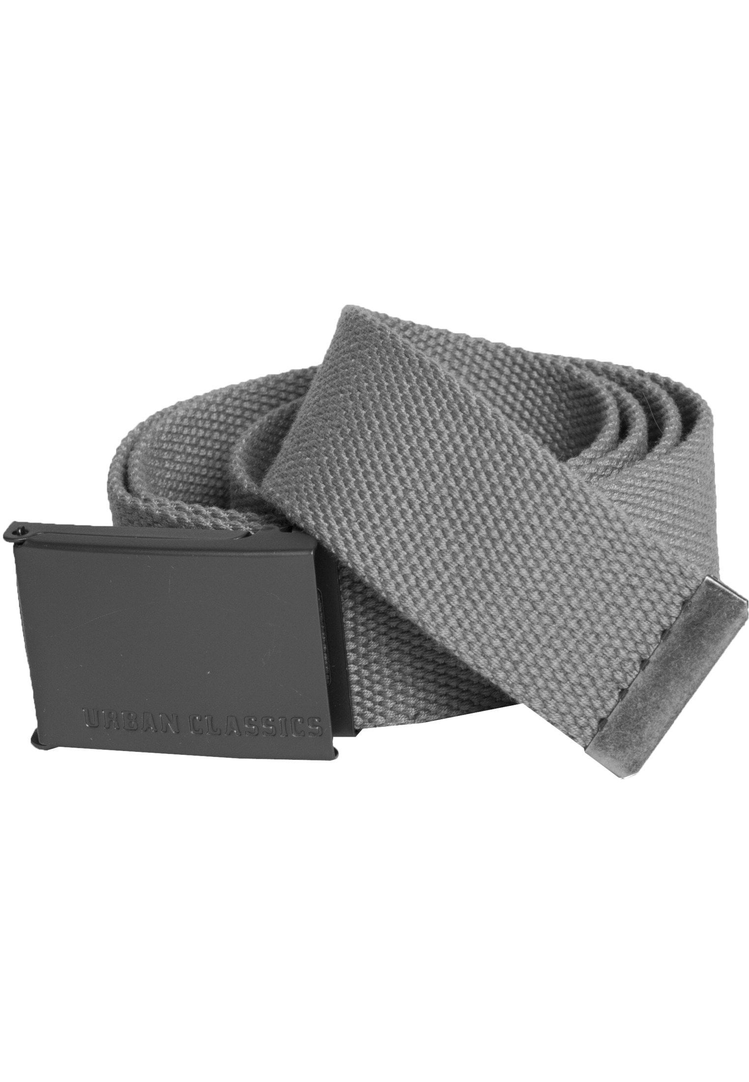 Image of   Canvas Belts - Grey