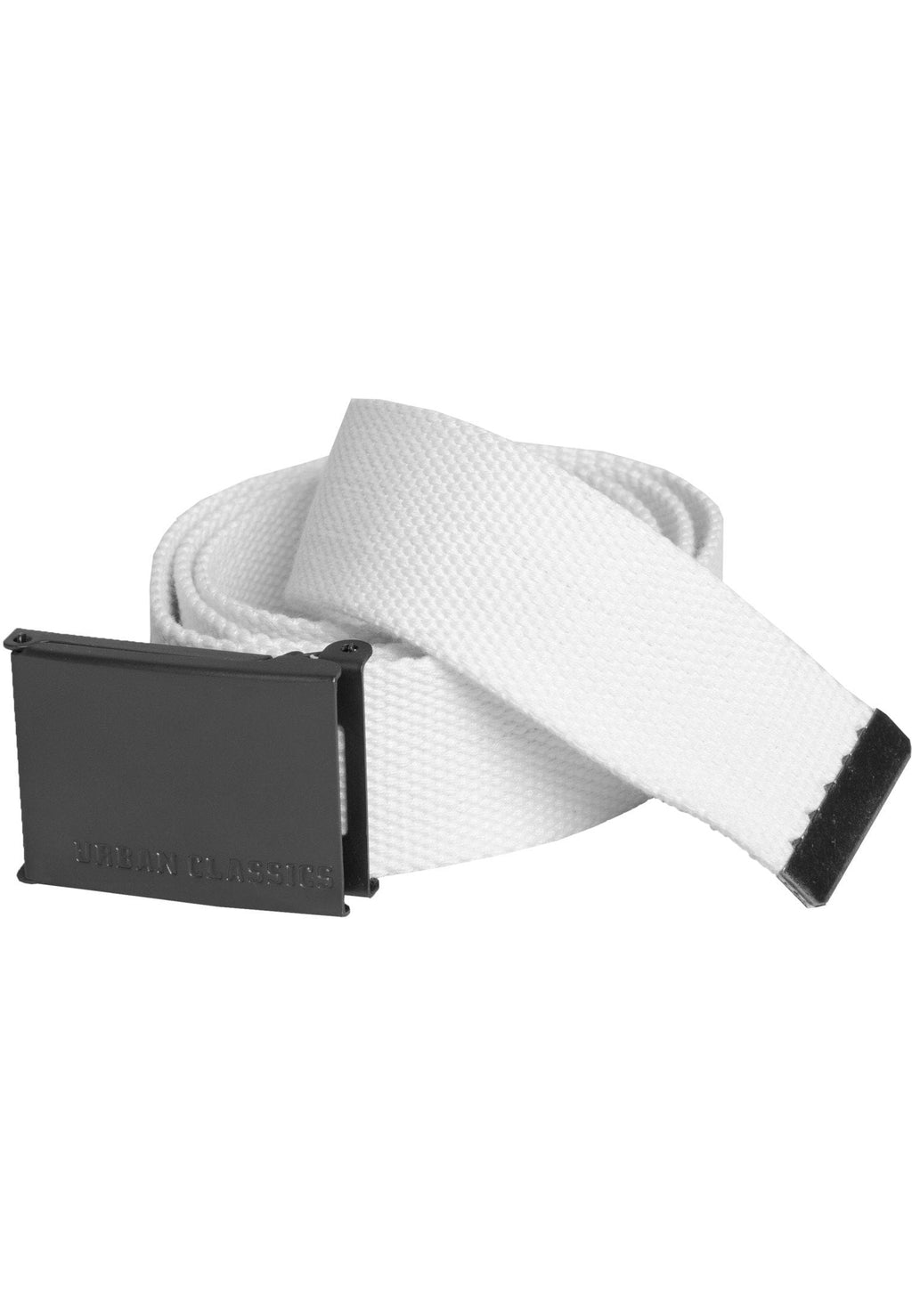 Canvas Belts - White