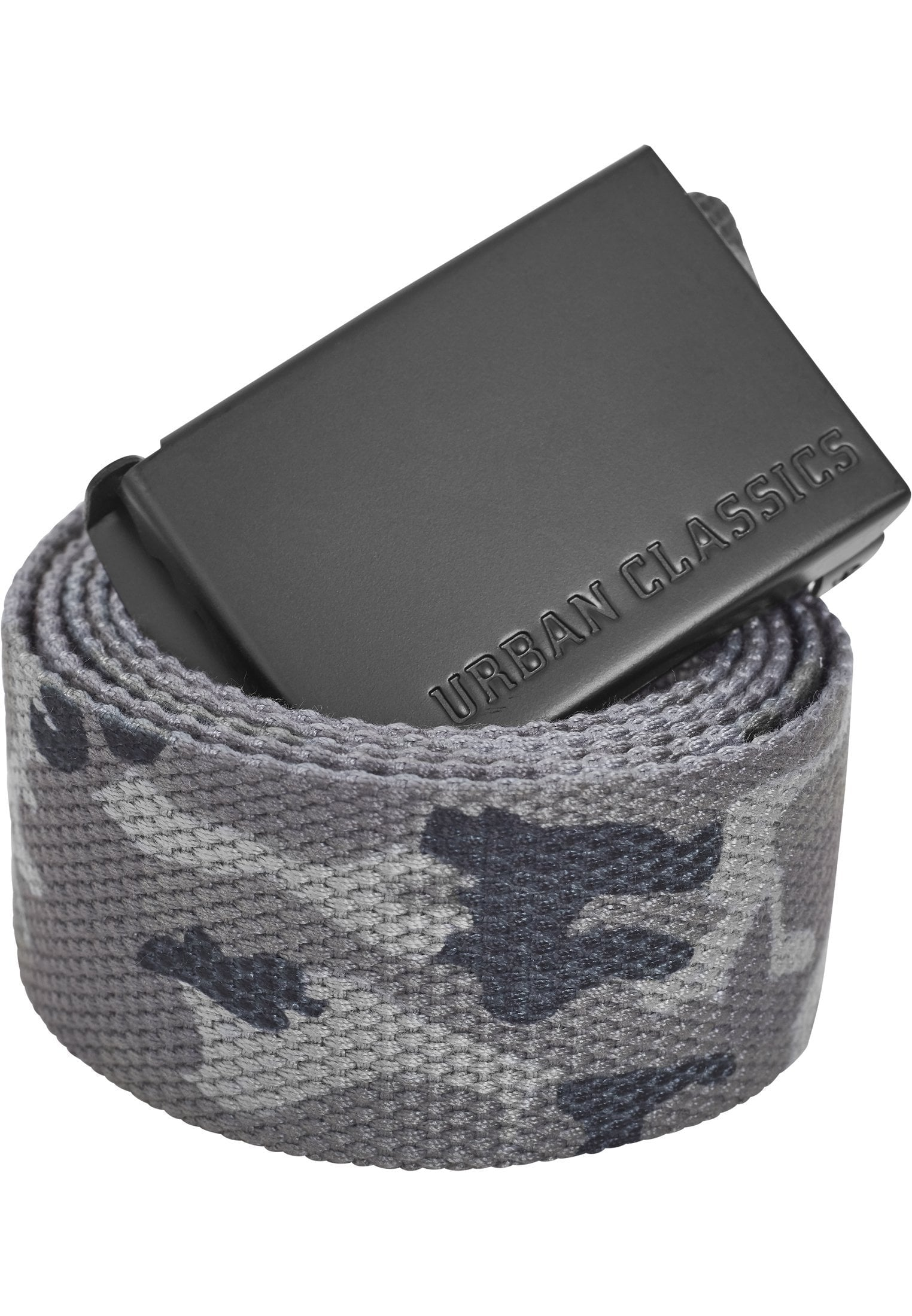 Image of   Canvas Belts - Grey Camo