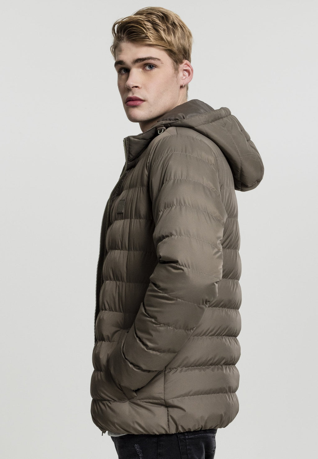 Basic Bubble Jacket - Army