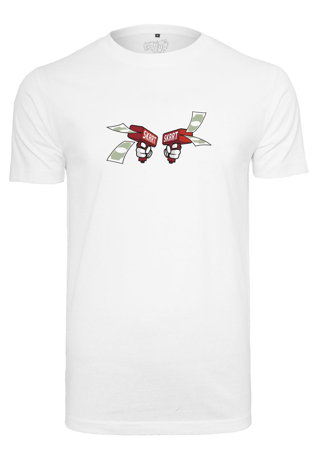 Money To Blow Tee - White