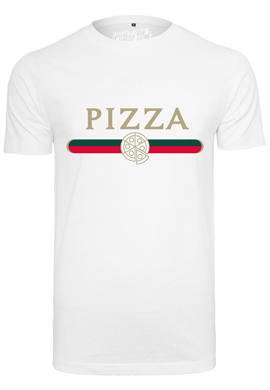Pizza Slice Tee - White
