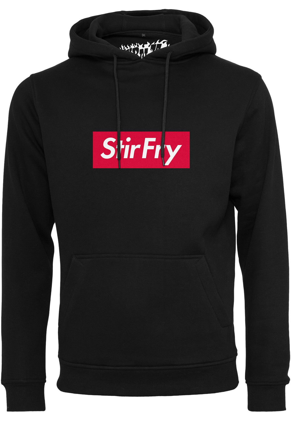 StirFry Hoody - Black