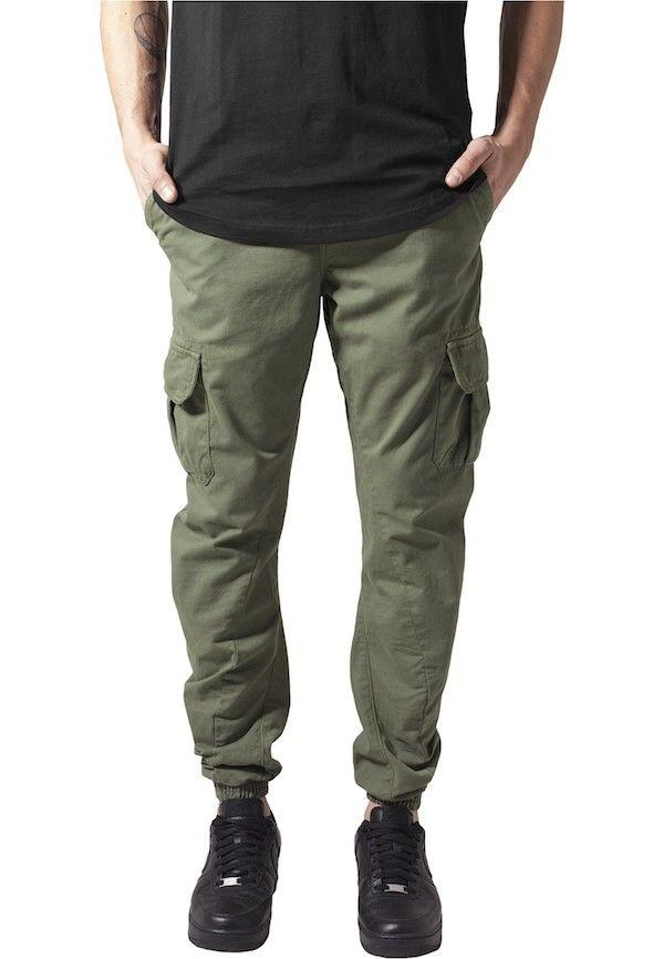 Image of   Cargo Jogging Pants - Army